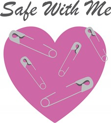 Safe With Me Print Art