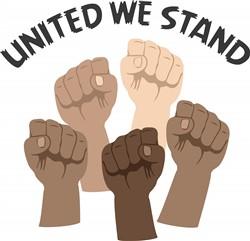 United We Stand Print Art