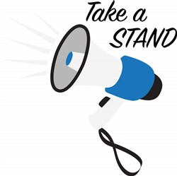 Take A Stand Print Art
