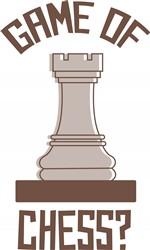 Game Of Chess Print Art