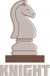 Chess Knight Print Art