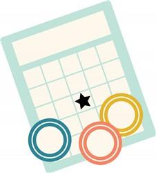 Bingo Game Print Art