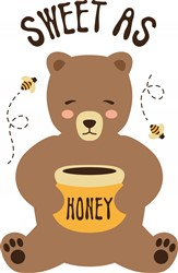 Sweet As Honey Print Art