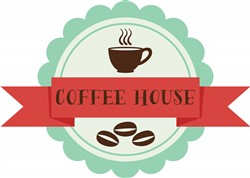 Coffee House Print Art