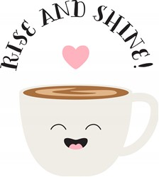 Rise And Shine Print Art