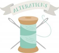 Alterations Print Art