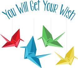 Get Your Wish Print Art