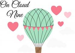 Cloud Nine Print Art