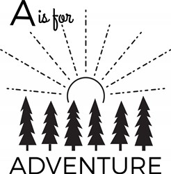 A For Adventure Print Art