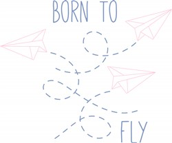 Born To Fly Print Art