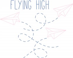 Flying High Print Art
