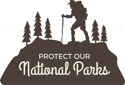 National Parks Print Art