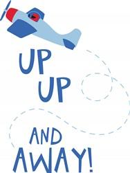 Up and Away Print Art