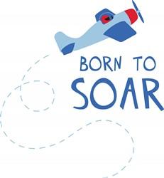 Born To Soar Print Art