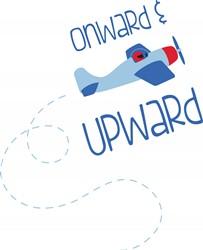 Onward Upward Print Art