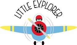 Little Explorer Print Art