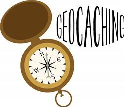 Geocaching Print Art