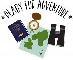 Adventure Ready Print Art