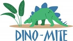 Dino-mite Print Art