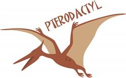 Pterodactyl Print Art