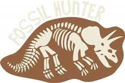 Fossil Hunter Print Art