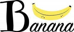 Banana Print Art