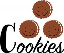Cookies Print Art