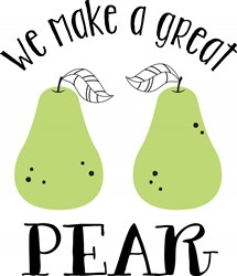 Great Pear Print Art