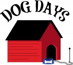 Dog Days Print Art