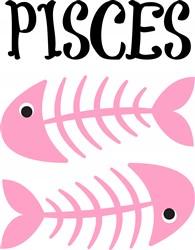 Pisces Print Art