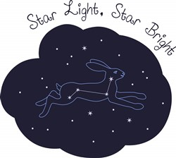 Star Light Print Art