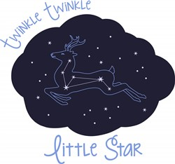 Twinkle Little Star Print Art