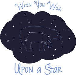 Wish Upon Star Print Art