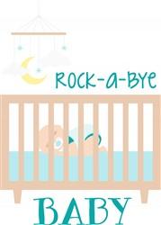 Rock-a-bye Baby Print Art