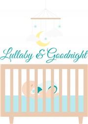 Lullaby Goodnight Print Art