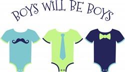 Will Be Boy Print Art