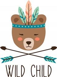 Wild Child Print Art