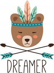 Bear Dreamer Print Art