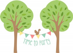 Time To Party Print Art