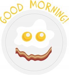 Good Morning Print Art