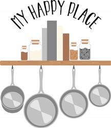 Happy Place Print Art
