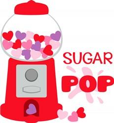 Sugar Pop Print Art