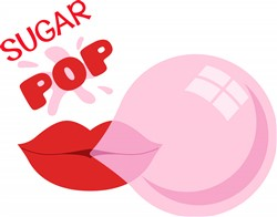Sugar Pop Print Art