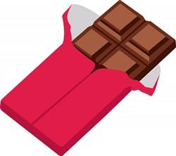 Chocolate Candy Print Art