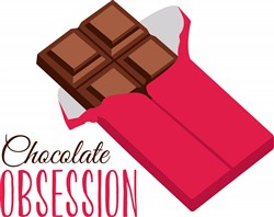 Chocolate Obsession Print Art