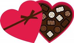 Chocolate Box Print Art