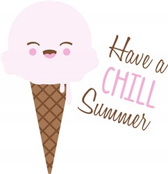 Chill Summer Print Art