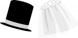 Hat & Veil Print Art
