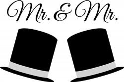 Mr & Mr Print Art
