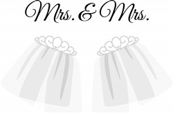 Mrs & Mrs Print Art